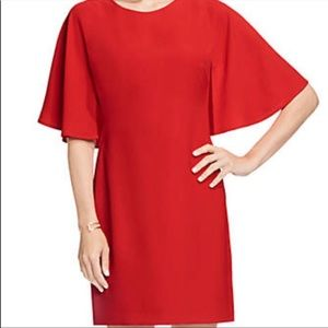 Ruby Red Vince Camuto Dress